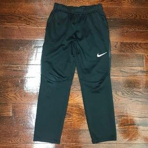 Nike Dri-fit Athletic Pants Kids Sweatpants XL